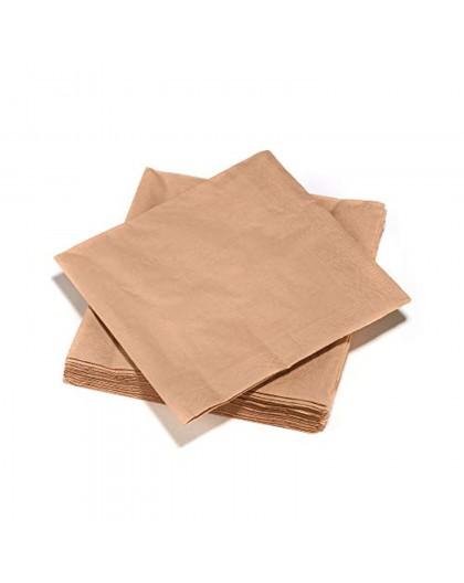 Le Nappage - Serviettes de Table 3 plis en Ouate - Couleur ... - Serviettes Papier Certifiées FSC® - Recyclables et Biodégradabl