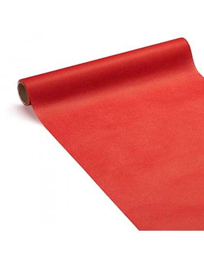 Le Nappage - Chemin de Table 3 en 1 Airlaid Couleur - Recyclable et Biodégradable - Certifié FSC - Chemin de Table en Papier Cou