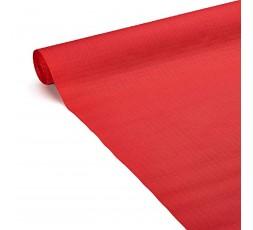 Le Nappage - Nappe de Table en Papier Gaufré Couleur - Recyclable et Biodégradable - Nappe Papier Couleur en Rouleau de 1,18 x 2