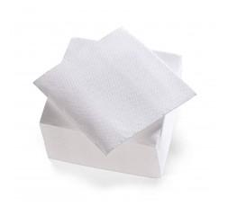Le Nappage - Serviettes Papier Tex Touch - Serviettes Certifiées FSC® - Recyclables et Biodégradables - Lot de 50 Serviettes de