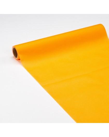 Chemin de Table 3en1 airlaid 0,40x4,80m Mandarine