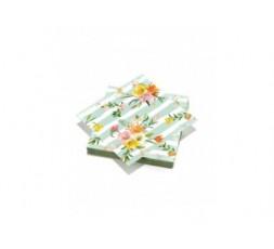 20 serviettes 33x33cm 3 plis Daydream
